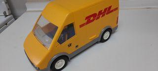 camión dhl playmobil