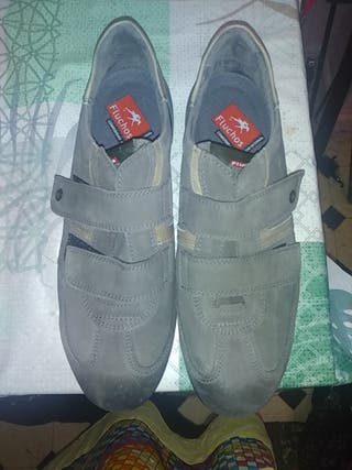 zapatos nuevos fluchos