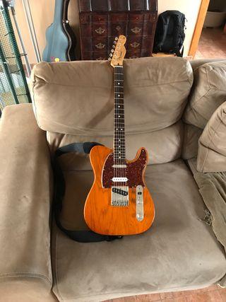 Guitarra de colección.