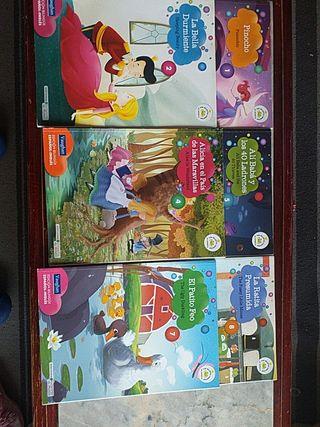 pack libros infantiles