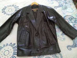 Chaqueta o chaquetón piel mujer 42 de Peletería.
