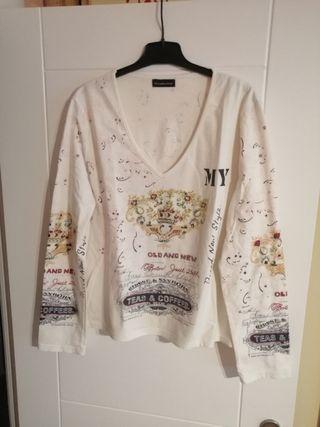 Camiseta chica talla XL