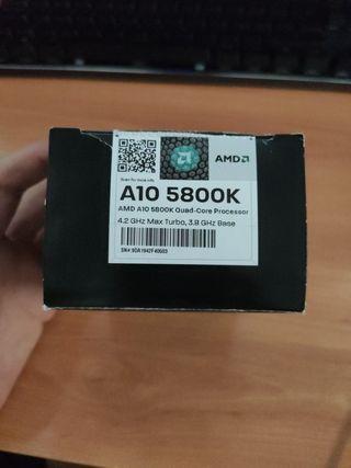 Pack amd A10-5800k+placa+ram1