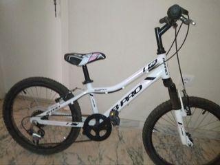Bicicleta niña Bpro aluminio
