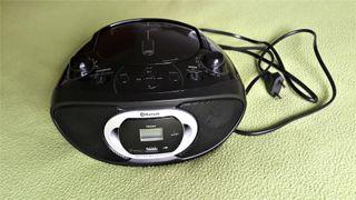 Radio cd portátil