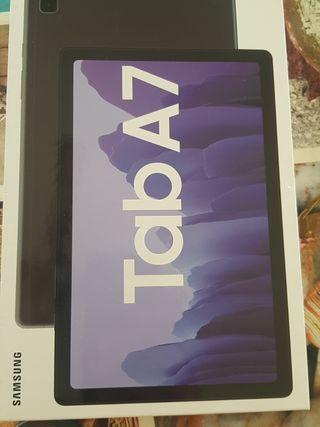 tablet samsung A7 nueva