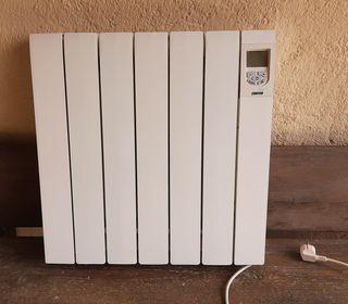 Radiador eléctrico de bajo consumo 750 w