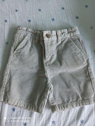 Pantalón corto gocco 4/ 5 años