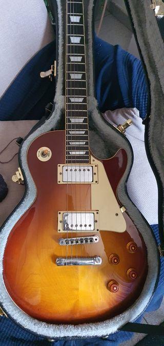 se vende guitarra les paul