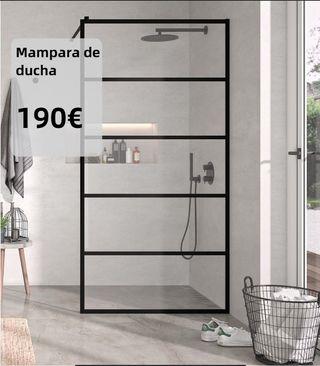 Mampara de ducha DESDE 190€