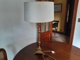Lámpara mesa vintage
