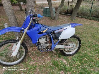 Yamaha YZF 450cc