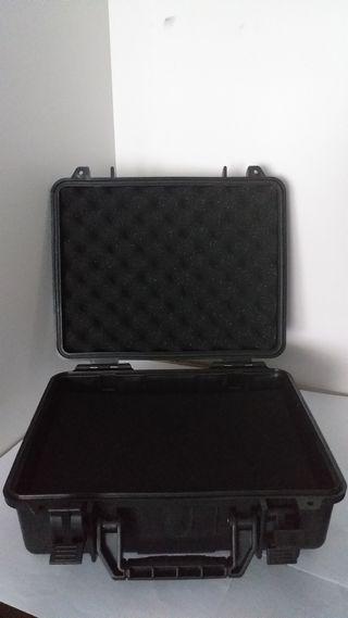 maleta maletin caja plastico