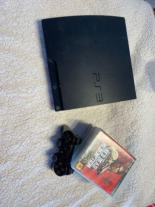 PS3 SLIM 500GB