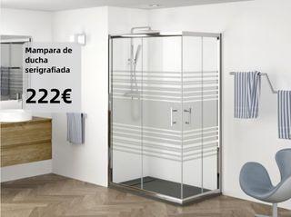 Mampara de ducha DESDE 222€