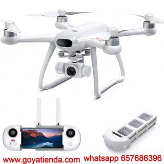 Drone con cámara 4K