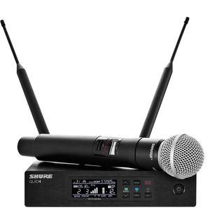 SHURE QLXD24 SM 58 Microfono inalambrico
