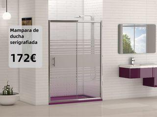 Mampara de ducha DESDE 172€