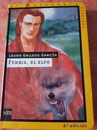 Fenris, el elfo de Laura Gallego