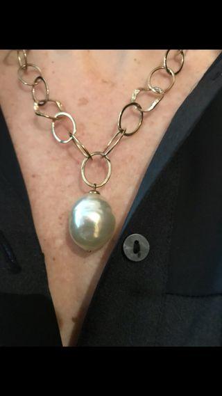 Collar perla Majorica