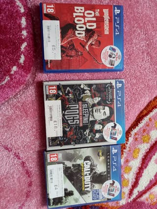 all 3games for 20£