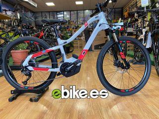 Ebike niño - Haibike motor Yamaha