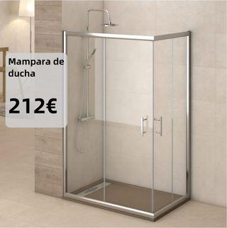 Mampara de ducha DESDE 212€