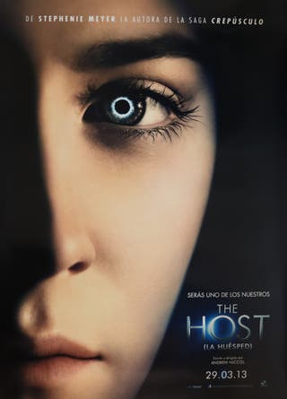 THE HOST. LA HUESPED