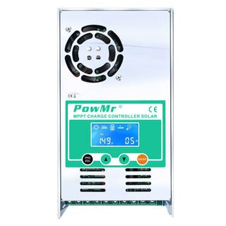 Controlador solar MPPT nuevo a estrenar
