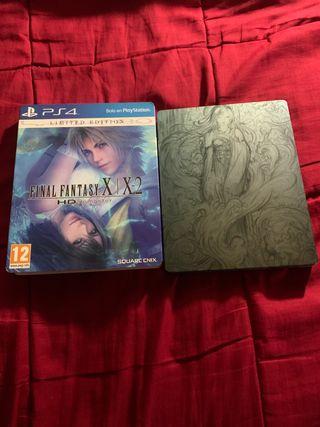 Final Fantasy X-X2 Edición Limitada *cambio*