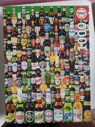 Puzzle 1000 piezas Educa