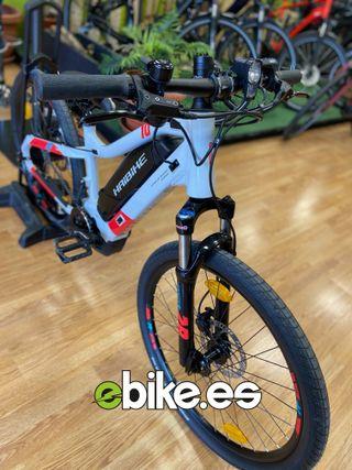 Bicicleta eléctrica para niño con moto Yamaha