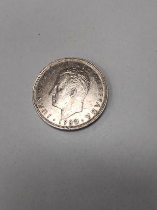 Moneda 25 pesetas 1980 *81