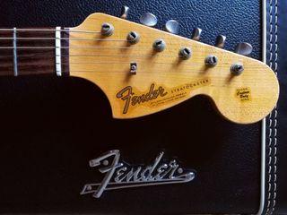 Fender Stratocaster Custom Shop 68
