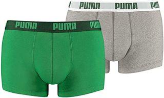 Puma Basic Trunk 2P Boxer hombre Pack de 2