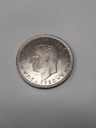 Moneda 100 pesetas 1980 Mundial 82