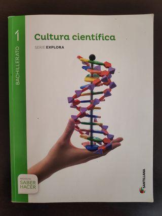 Cultura Científica 1 Bachillerato