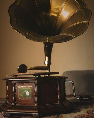 Gramofono (Funcional)