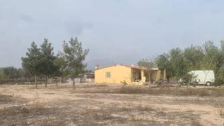 Casa de campo+Garaje y Terreno en Aspe