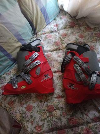 botas atomic de esquiar elegantes precio negiciabl