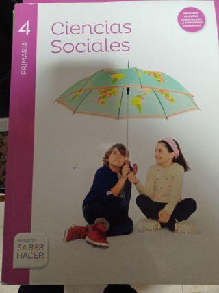 libro de ciencias sociales