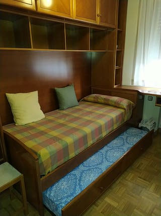 habitación nido