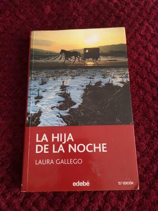 libro La hija de la noche de Laura Gallego