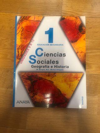 Libros de lectura de Ciencias Sociales