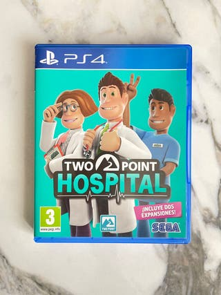 Videojuego Two point Hospital PS4