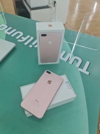 IPhone 7plus 128gb rosa OFERTA