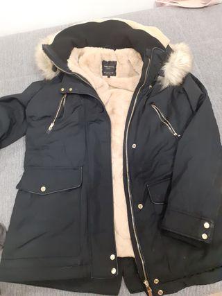 chaqueta de mujer marca zara