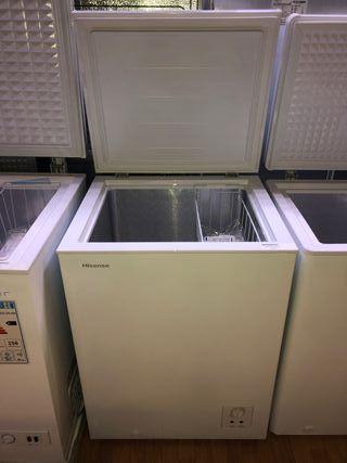 Congelador arcon Hisense 142L A+ (Tara)
