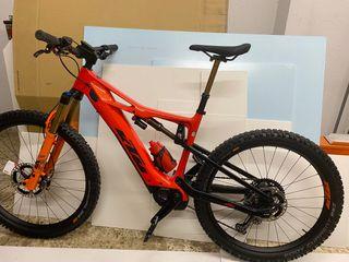 Bicicleta electrica ktm macina kapoho mtb ebike