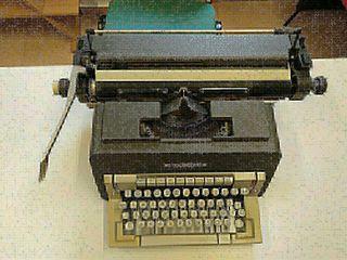 Máquina escribir Olivetti Línea 98